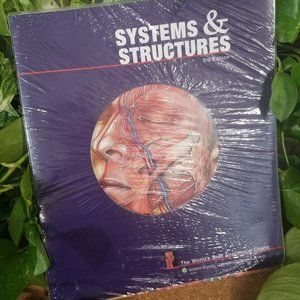 Systems & Structures Anatomical Charts, New